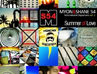 Myon & Shane 54 present International Departures Vol. 2