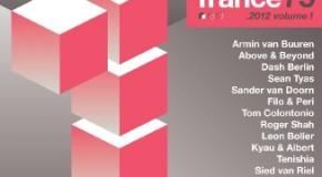 Pre-order: Trance 75 – 2012 Vol. 1