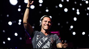 "Tiësto's ""Red Lights"" remixed by Fred Falke"