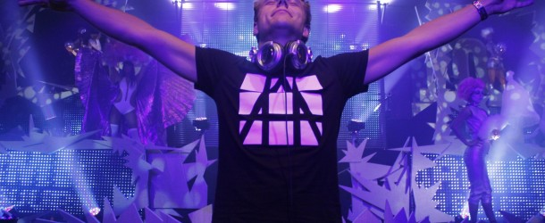 Armin van Buuren – A State of Trance #548 (Tracklist)
