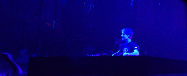 Warm-up set @ ASOT550 Den Bosch (Blue)