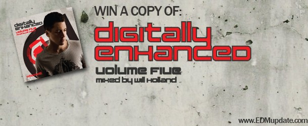 Win A Copy Of Digitally Enhanced Vol. 5!