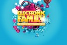 Sied van Riel and Erik Arbores produce Electronic Family anthem