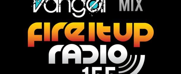 Eddie Halliwell's Fire It Up Radio Show 155 – Guest Mix from Max Vangeli