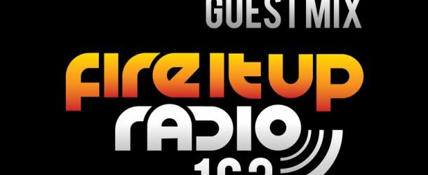 Eddie Halliwell – Fire It Up Radio 163 (Guest Mix: Michael Woods)