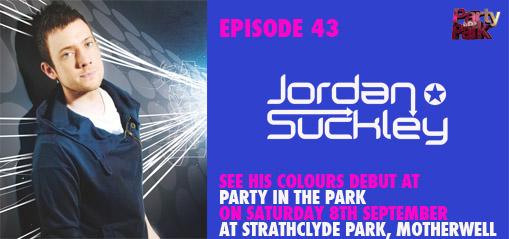 Jordan Suckley – Colours Radio Podcast (Episode 43)