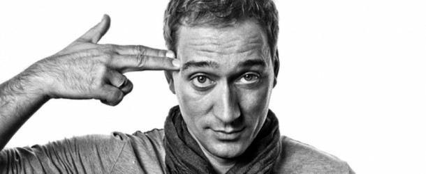 Paul Van Dyk participate in Thanksgiving Dinner benefit event for people affected by Hurricane Sandy.