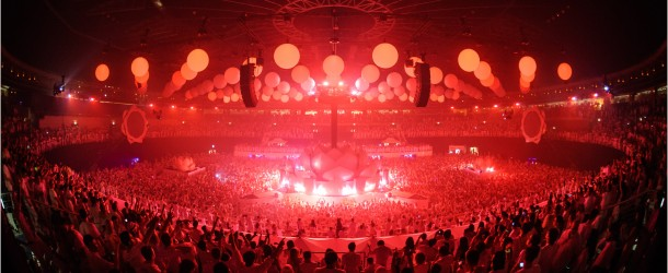 "Additional tickets for Sensation ""Innerspace"" on sale now!"