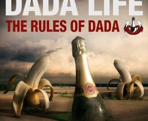 "Dada Life announces their new album ""THE RULES OF DADA""!"