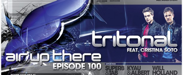 "Tritonal Celebrates 100th Episode of Radio Show ""Air Up There"" with Homecoming Show in Austin, TX"