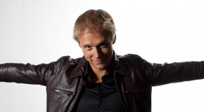 #1 DJ Armin van Buuren announces 5th Artist Album 'Intense'!