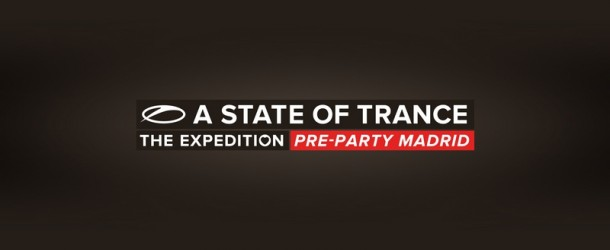 Armin van Buuren – A State of Trance 600 Pre-Party Madrid