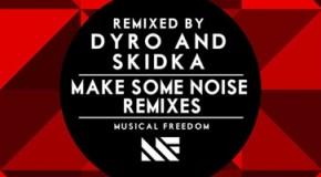 "Tiësto & Swanky Tunes ft. Ben McInerney – ""Make Some Noise"" (Remixes)"