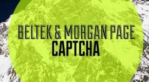 """Out Now: Beltek & Morgan Page – """"CAPTCHA"""""""