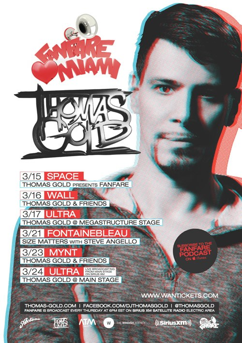 Thomas Gold Miami