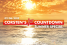 Corsten's Countdown Summer Special (Live From Dublin, June 2nd)