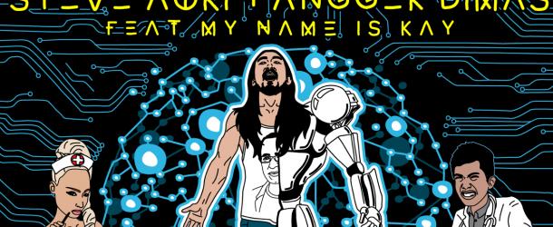 Out Now: Steve Aoki & Angger Dimas – Singularity (Topher Jones Remix)