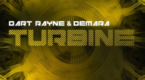 Dart Rayne & Demara Create Energy with the Fluid Flow of 'Turbine'