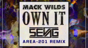 Mack Wilds – Own It (Sevag Area-201 Remix)