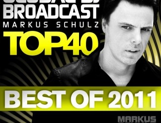 Global DJ Broadcast Top 40 – Best of 2011