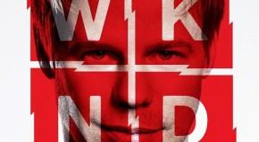 Tracklist of Ferry Corsten's upcoming artist album WKND.