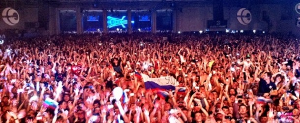 A State of Trance 550 Video Report (Moscow)