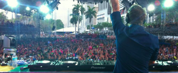 A State of Trance 550: Miami video report.