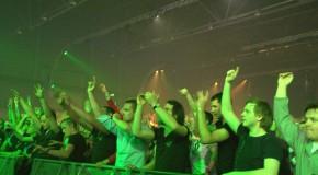 W&W @ ASOT550 Den Bosch (Green)