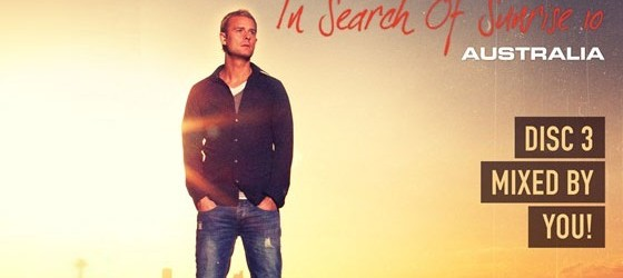 In Search of Sunrise: 10 – Mixed by YOU?