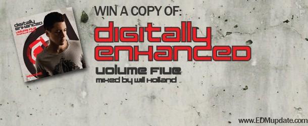 Win A Copy Of Digitally Enhanced Vol. 5!
