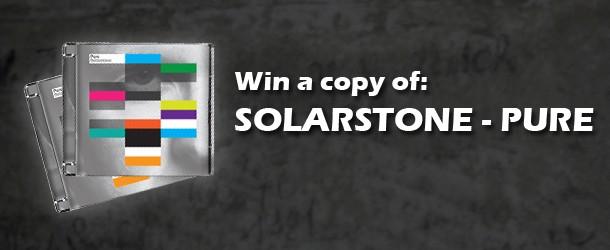Win a copy of Solarstone – Pure!
