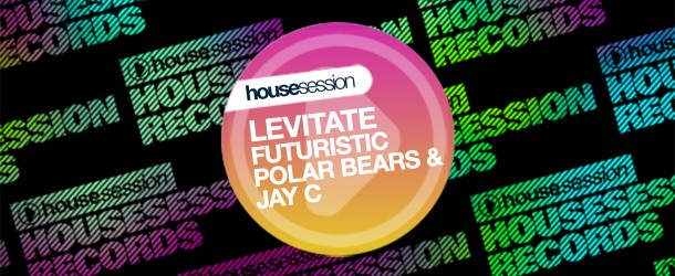 Out Now! Futuristic Polar Bears & Jay C – Levitate