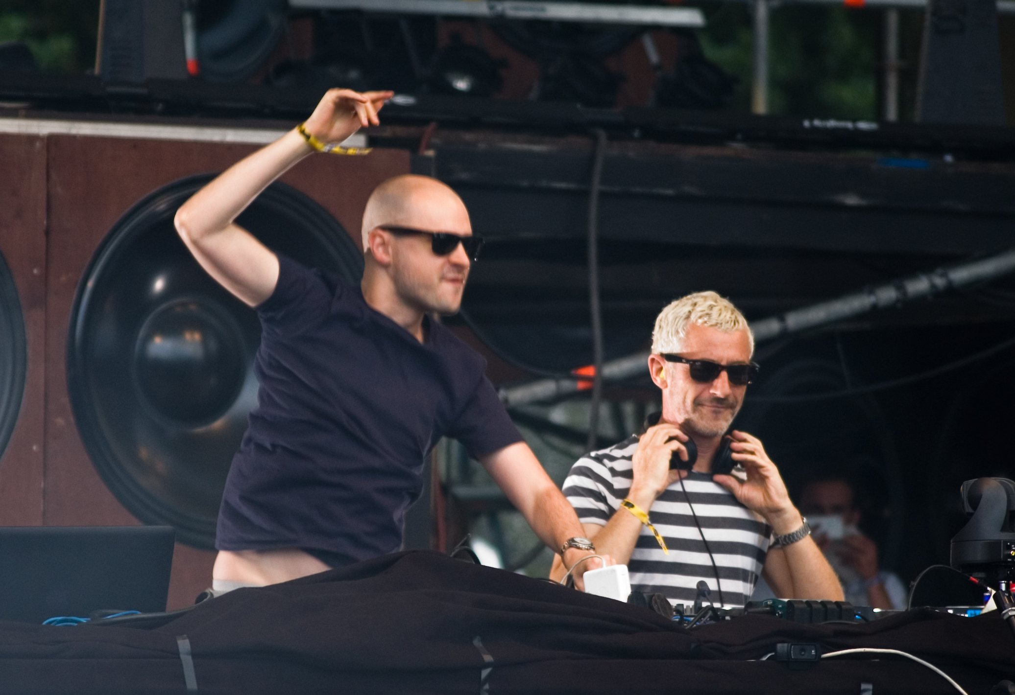 Above & Beyond at Dance Valley 2012 Mainstage - EDMupdate