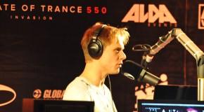 Armin van Buuren – A State of Trance 576 (Tracklist)
