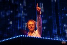 Armin van Buuren shows how he syncs music and visuals live on stage.