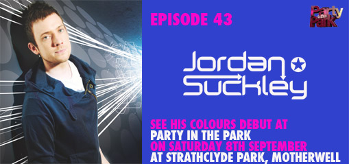 Jordan Suckley – Colours Radio Podcast (Episode 43)