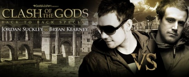 Clash of The Gods – Jordan Suckley vs. Bryan Kearney on Be-at.tv