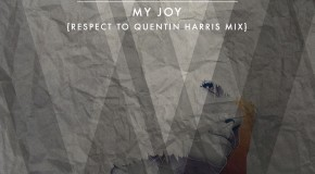 Sick Elektrik & Benjamin Strut – My Joy (Respect To Quentin Harris Mix)