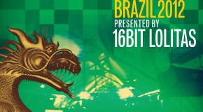 "16 Bit Lolitas to releases stunning 2CD artist album ""Warung Brazil 2012"""