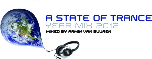 Out Now: Armin van Buuren – A State of Trance Yearmix 2012