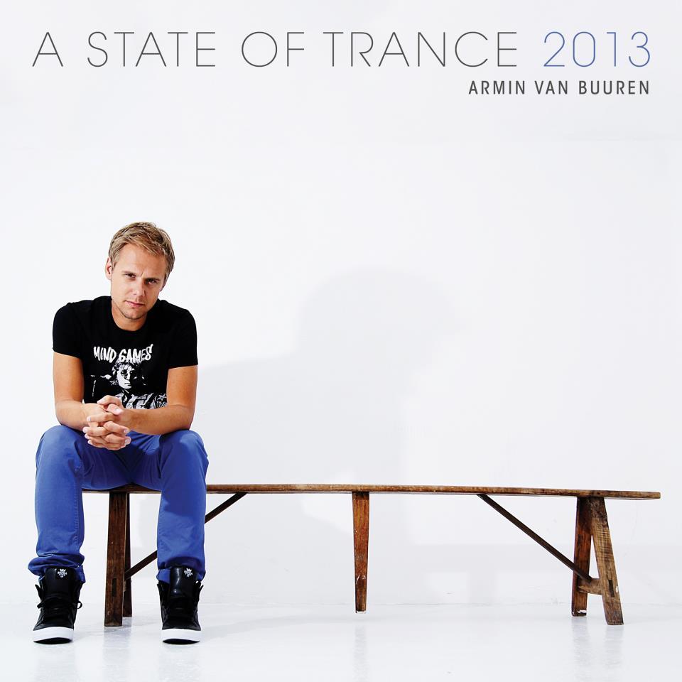 Armin van Buuren - A State of Trance 2013 (Album cover) EDMupdate