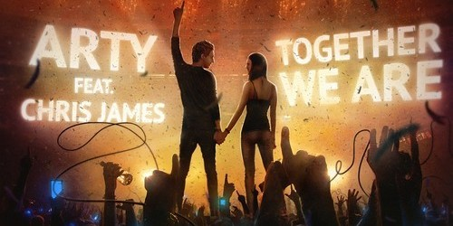 Arty ft. Chris James – Together We Are [Preview]