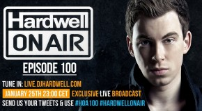 Hardwell On Air Celebrates 100th Episode With A Special Live Interactive Broadcast