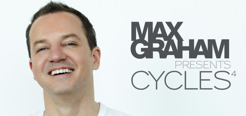 Max Graham presents Cycles vol. 4 (Out Now!)