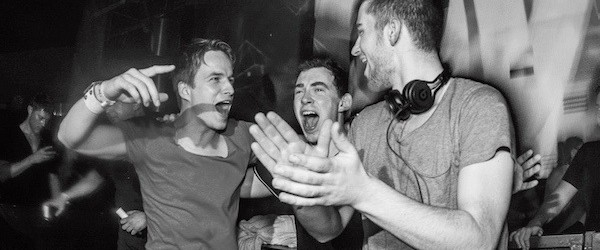 Hardwell Announces the Revealed North American Bus Tour, with Dyro and Dannic
