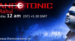 Trance Tonic Radioshow mixed by Rahul (03-03-2013)