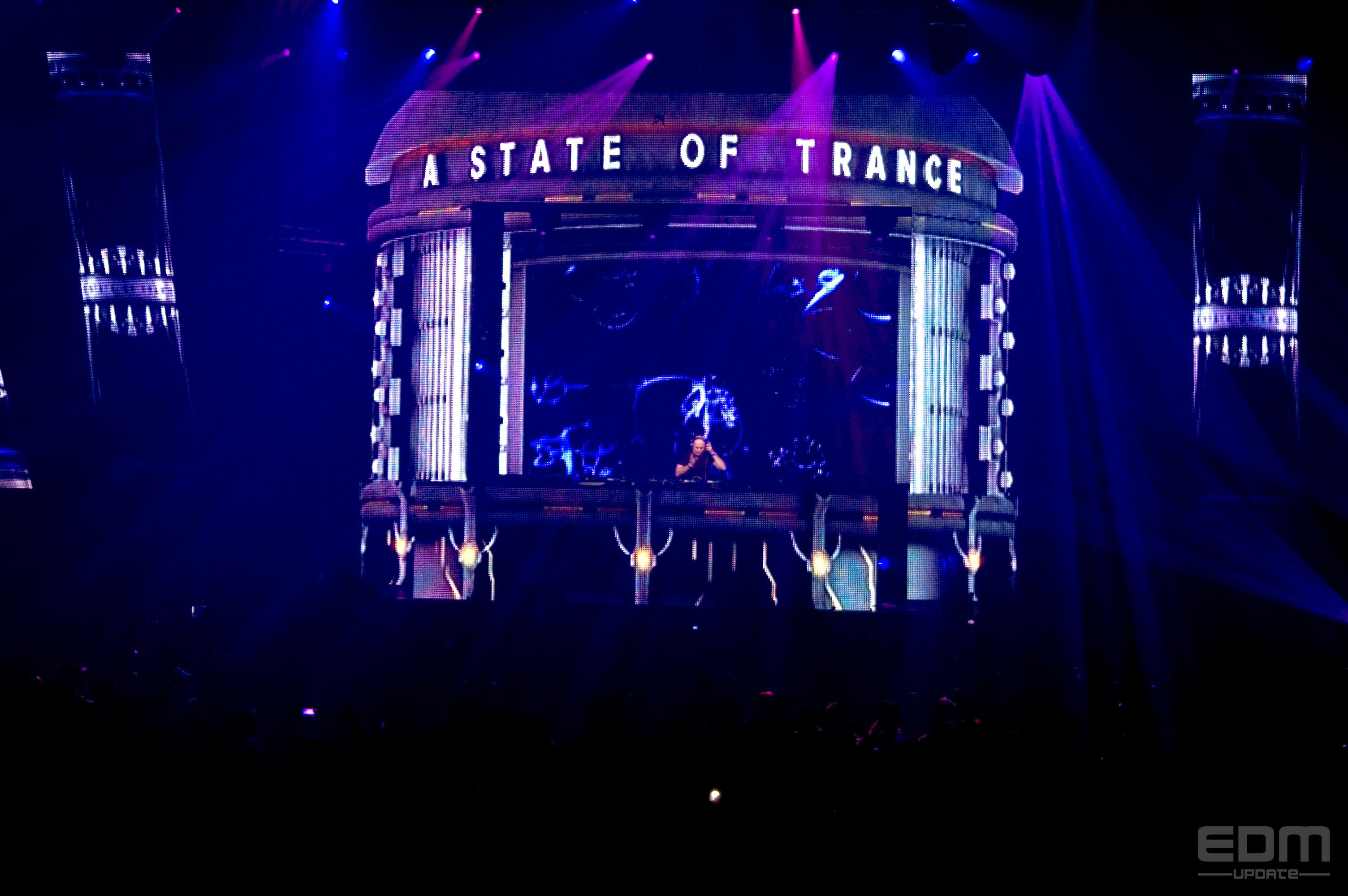 Aly & Fila @ A State of Trance 600 Den Bosch (2013)