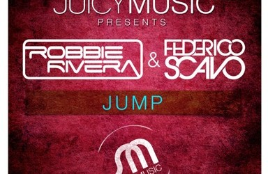 "Robbie Rivera & Federico Scavo team up on ""Jump"""