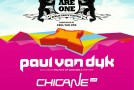 Paul Van Dyk presents We Are One Festival