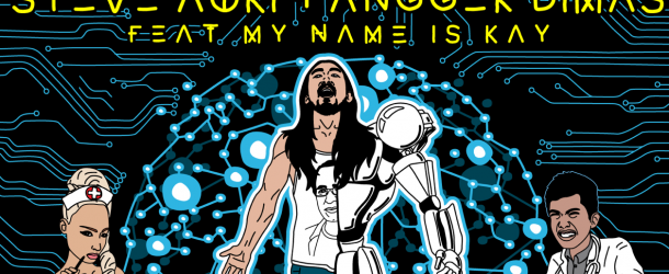 Out Now: Steve Aoki & Angger Dimas – Singularity (Topher Jones Remix)